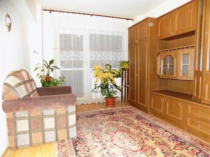 Apartament inchiriere cu 2 camere, etajul 3 / 5, 1 grup sanitar, cu suprafata de 43 mp. Sibiu.