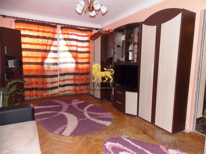 Apartament vanzare Sibiu 2 camere, suprafata utila 46 mp, 1 grup sanitar. 49.900 euro. La Parter / 10. Apartament Ciresica Sibiu