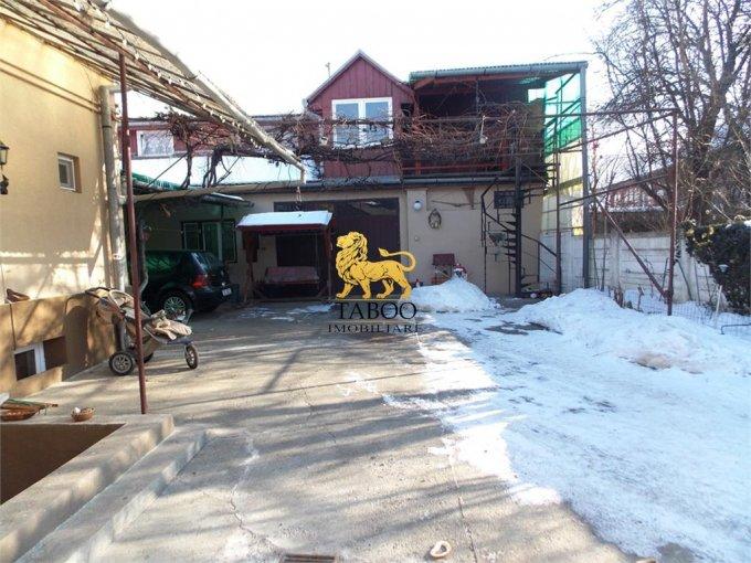 Apartament de inchiriat in Sibiu cu 2 camere, cu 1 grup sanitar, suprafata utila 40 mp. Pret: 150 euro.
