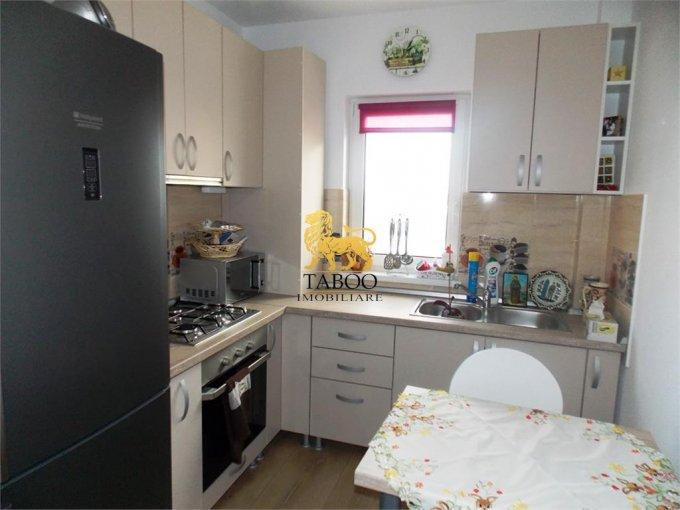 Apartament de vanzare in Sibiu cu 2 camere, cu 1 grup sanitar, suprafata utila 42 mp. Pret: 45.000 euro.