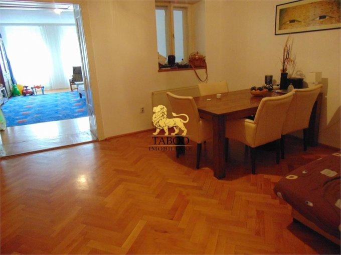 Apartament de vanzare in Sibiu cu 2 camere, cu 1 grup sanitar, suprafata utila 83 mp. Pret: 59.900 euro.