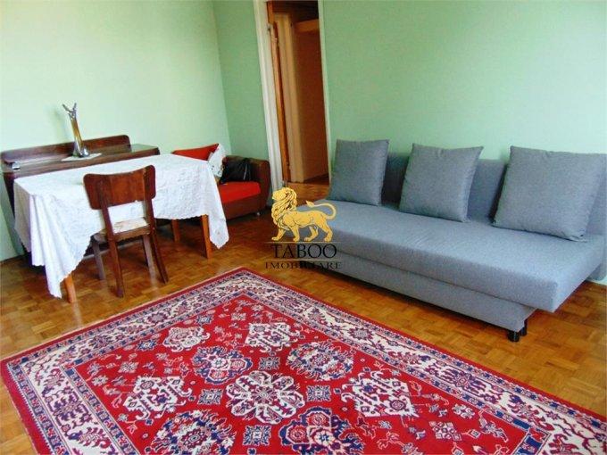 Apartament inchiriere Cedonia cu 2 camere, etajul 2 / 4, 1 grup sanitar, cu suprafata de 53 mp. Sibiu, zona Cedonia.
