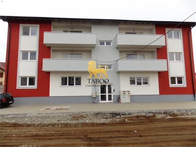 vanzare Apartament Sibiu cu 2 camere, cu 1 grup sanitar, suprafata utila 50 mp. Pret: 35.000 euro.