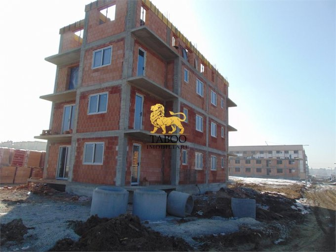 Apartament vanzare Calea Cisnadiei cu 2 camere, etajul 1 / 3, 1 grup sanitar, cu suprafata de 48 mp. Sibiu, zona Calea Cisnadiei.