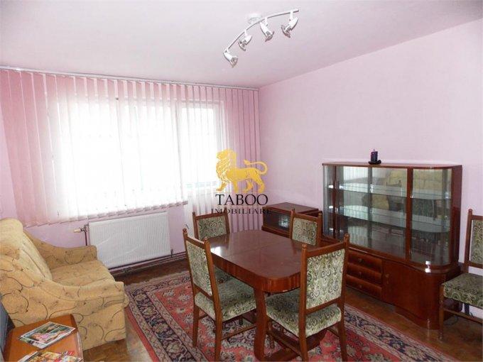 inchiriere Apartament Sibiu cu 2 camere, cu 1 grup sanitar, suprafata utila 47 mp. Pret: 250 euro.