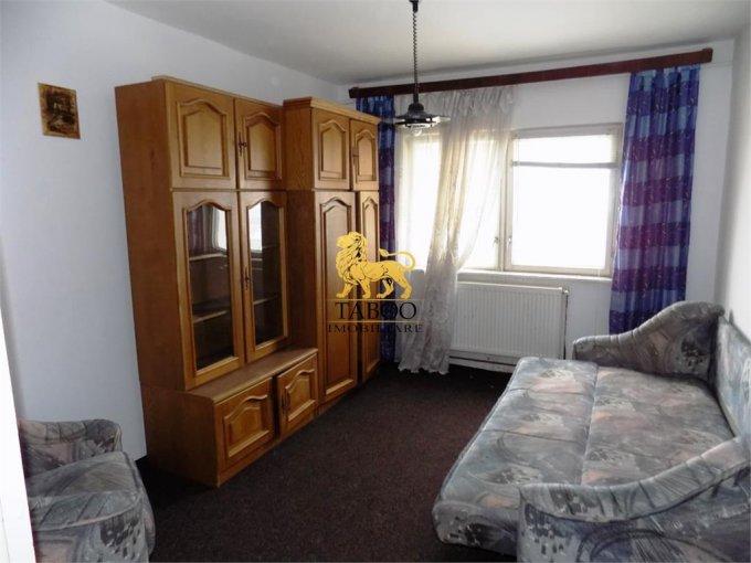 vanzare Apartament Sibiu cu 2 camere, cu 1 grup sanitar, suprafata utila 50 mp. Pret: 38.000 euro.