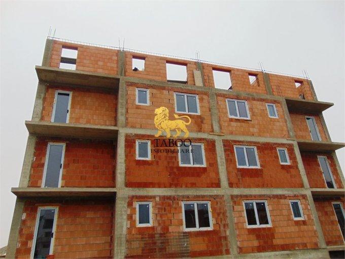 vanzare Apartament Sibiu cu 2 camere, cu 1 grup sanitar, suprafata utila 48 mp. Pret: 32.200 euro.