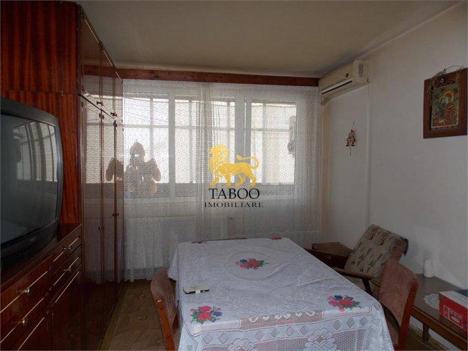 vanzare Apartament Sibiu cu 2 camere, cu 1 grup sanitar, suprafata utila 46 mp. Pret: 41.000 euro.
