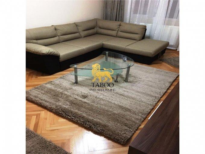Apartament vanzare Sibiu 2 camere, suprafata utila 55 mp, 1 grup sanitar. 54.500 euro. Etajul 3 / 5. Apartament Sibiu
