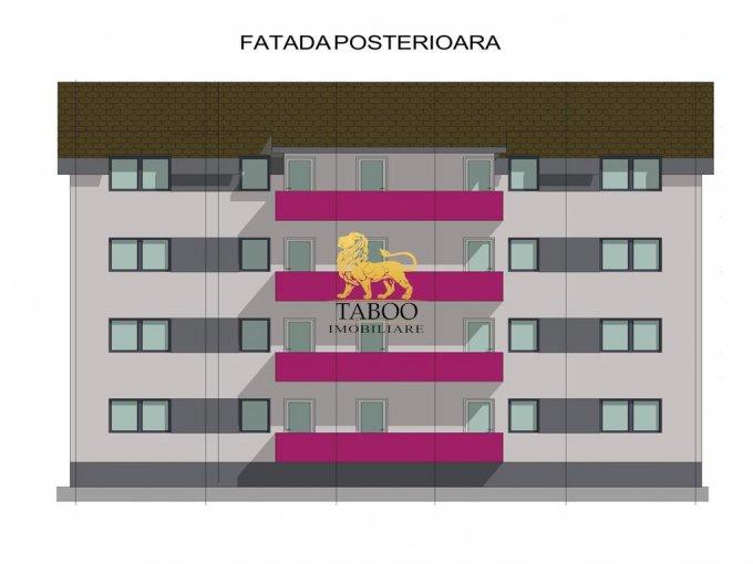 Apartament vanzare Sibiu 2 camere, suprafata utila 51 mp, 1 grup sanitar. 36.000 euro. Etajul 1 / 3. Apartament Calea Cisnadiei Sibiu