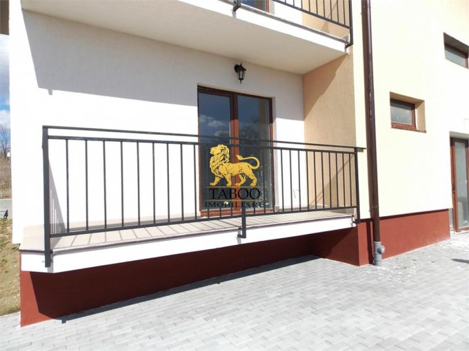 Apartament vanzare Sibiu 2 camere, suprafata utila 55 mp, 1 grup sanitar. 34.600 euro. La Parter / 2. Apartament Gusterita Sibiu