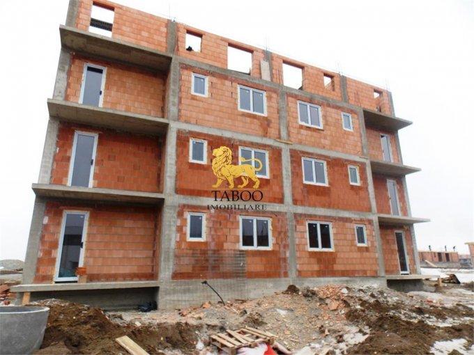 Apartament vanzare Sibiu 2 camere, suprafata utila 48 mp, 1 grup sanitar. 32.200 euro. Etajul 1 / 3. Apartament Calea Cisnadiei Sibiu