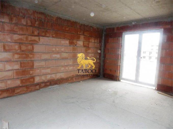 vanzare Apartament Sibiu cu 2 camere, cu 1 grup sanitar, suprafata utila 51 mp. Pret: 33.600 euro.