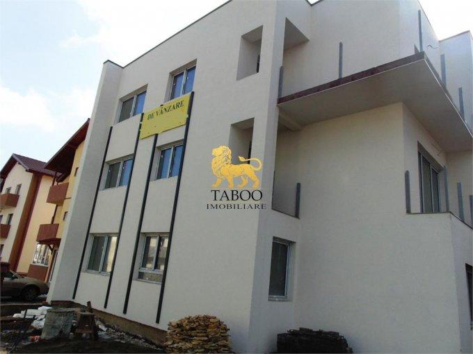 Apartament de vanzare in Sibiu cu 2 camere, cu 1 grup sanitar, suprafata utila 60 mp. Pret: 48.000 euro.