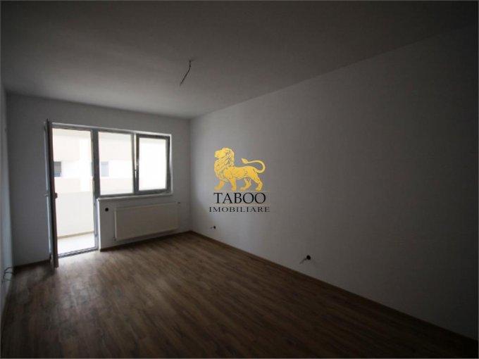Apartament de vanzare in Sibiu cu 2 camere, cu 1 grup sanitar, suprafata utila 50 mp. Pret: 36.500 euro.