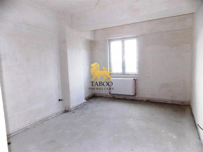Apartament de vanzare in Sibiu cu 2 camere, cu 1 grup sanitar, suprafata utila 42 mp. Pret: 25.900 euro.