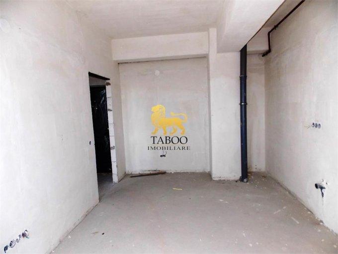 vanzare Apartament Sibiu cu 2 camere, cu 1 grup sanitar, suprafata utila 35 mp. Pret: 26.300 euro.