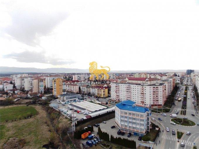 Apartament vanzare cu 2 camere, etajul 13 / 17, 1 grup sanitar, cu suprafata de 47 mp. Sibiu.