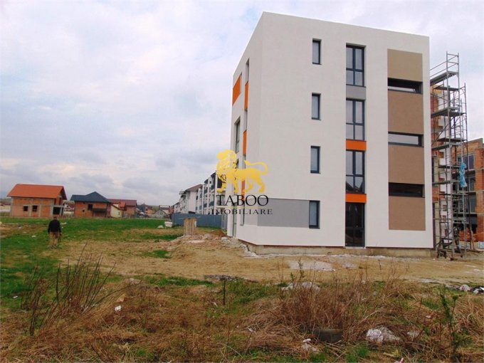 Apartament vanzare Sibiu 2 camere, suprafata utila 49 mp, 1 grup sanitar. 40.500 euro. La Parter / 3. Apartament Selimbar Sibiu