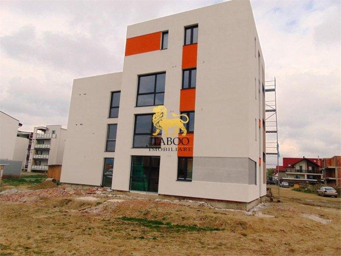 vanzare Apartament Sibiu cu 2 camere, cu 1 grup sanitar, suprafata utila 54 mp. Pret: 39.500 euro.