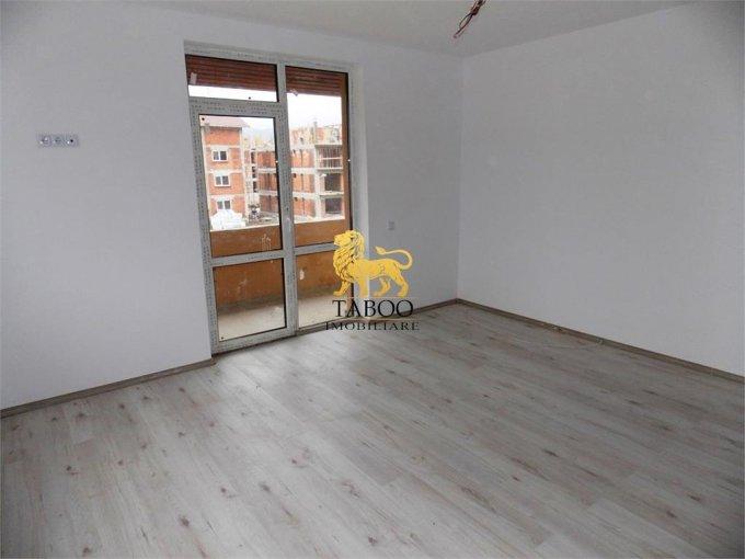 vanzare Apartament Sibiu cu 2 camere, cu 1 grup sanitar, suprafata utila 50 mp. Pret: 36.500 euro.