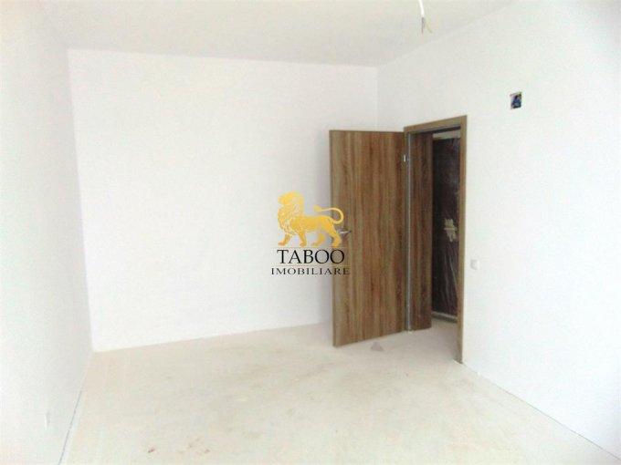 vanzare Apartament Sibiu cu 2 camere, cu 1 grup sanitar, suprafata utila 52 mp. Pret: 38.000 euro.