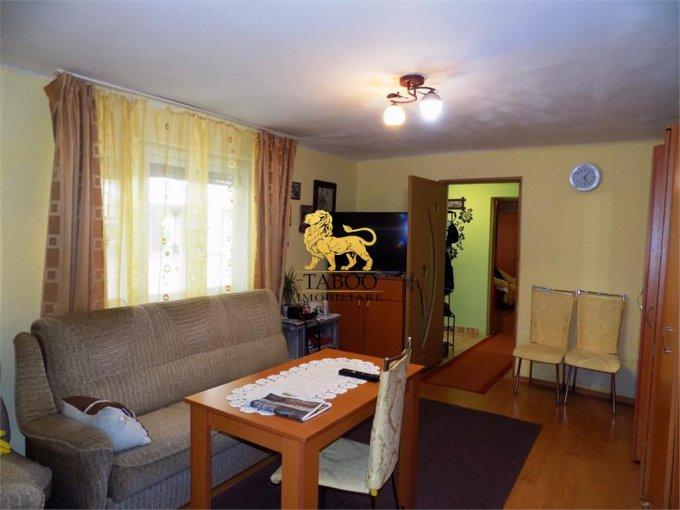 vanzare Apartament Sibiu cu 2 camere, cu 1 grup sanitar, suprafata utila 75 mp. Pret: 70.000 euro.