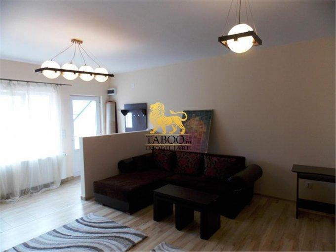 Apartament de inchiriat in Sibiu cu 2 camere, cu 1 grup sanitar, suprafata utila 60 mp. Pret: 250 euro.