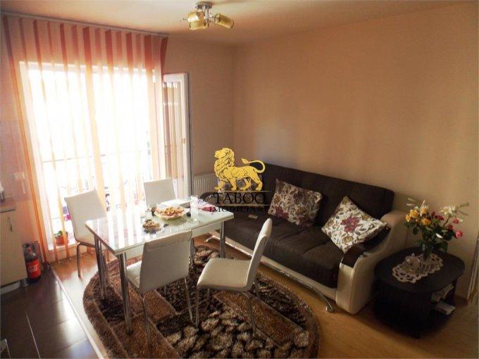 Apartament vanzare Gusterita cu 2 camere, etajul 1 / 4, 1 grup sanitar, cu suprafata de 48 mp. Sibiu, zona Gusterita.