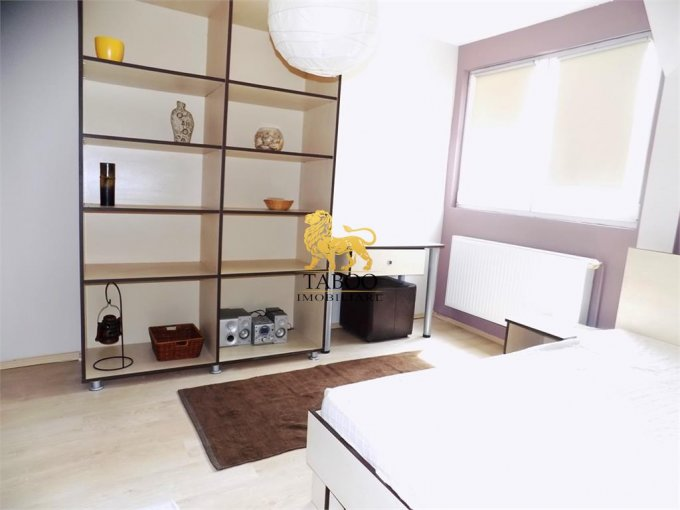 Apartament vanzare Sibiu 2 camere, suprafata utila 48 mp, 1 grup sanitar. 35.000 euro. Etajul 5 / 5. Apartament Strand Sibiu