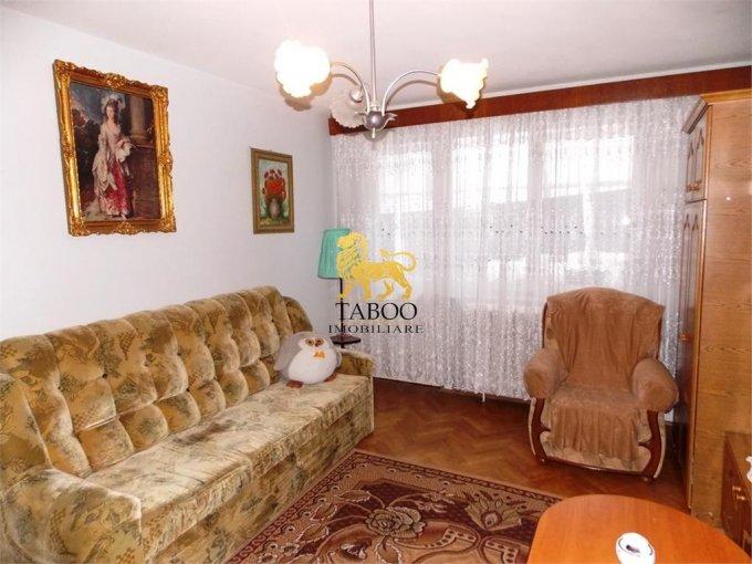 Apartament inchiriere cu 2 camere, etajul 1 / 10, 1 grup sanitar, cu suprafata de 55 mp. Sibiu.
