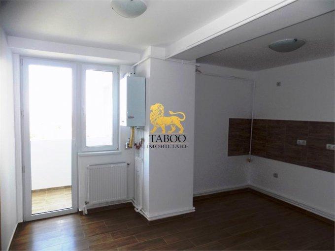 vanzare Apartament Sibiu cu 2 camere, cu 1 grup sanitar, suprafata utila 42 mp. Pret: 33.000 euro.