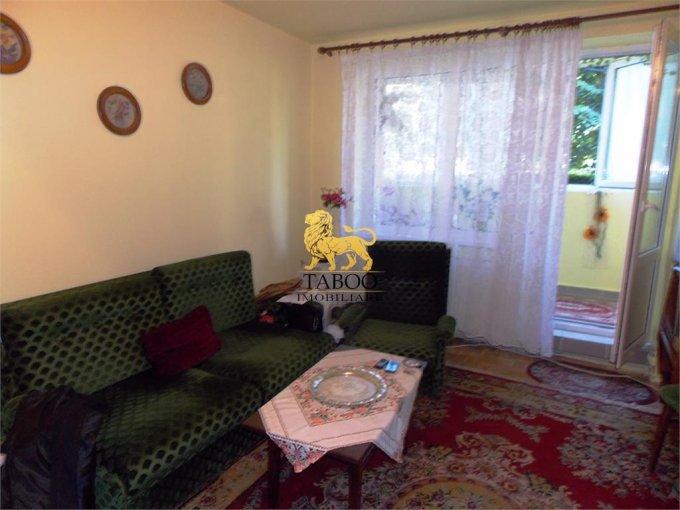 vanzare Apartament Sibiu cu 2 camere, cu 1 grup sanitar, suprafata utila 54 mp. Pret: 47.000 euro.