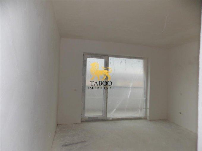 Apartament vanzare Sibiu 2 camere, suprafata utila 66 mp, 2 grupuri sanitare. 50.000 euro. La Parter / 3. Apartament Calea Cisnadiei Sibiu