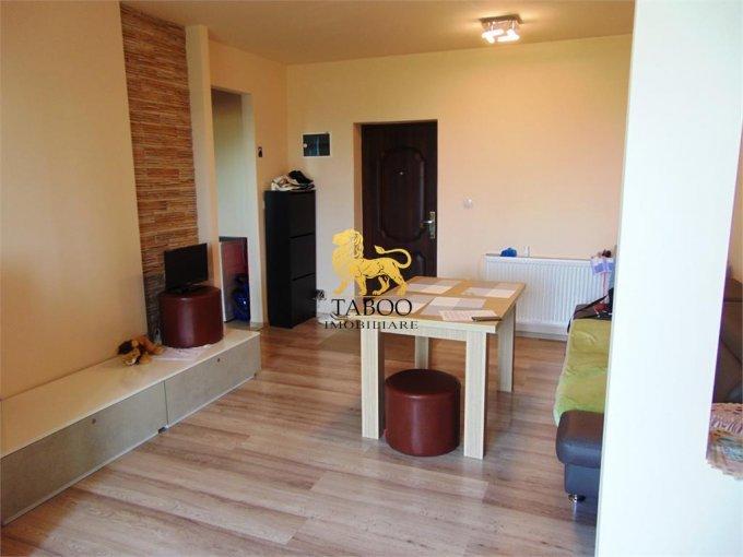 Apartament vanzare Calea Cisnadiei cu 2 camere, la Parter / 2, 1 grup sanitar, cu suprafata de 42 mp. Sibiu, zona Calea Cisnadiei.