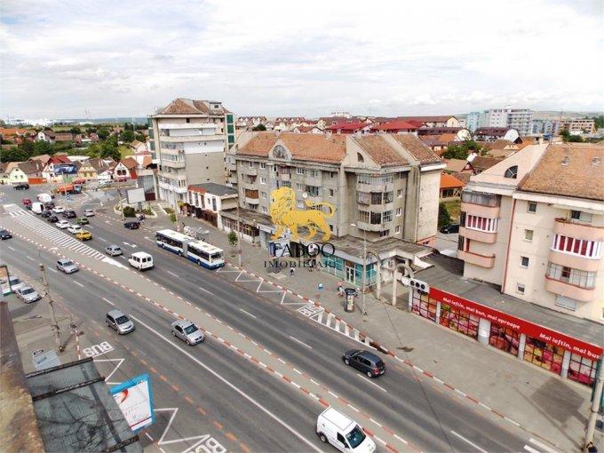 vanzare Apartament Sibiu cu 2 camere, cu 1 grup sanitar, suprafata utila 52 mp. Pret: 39.990 euro.
