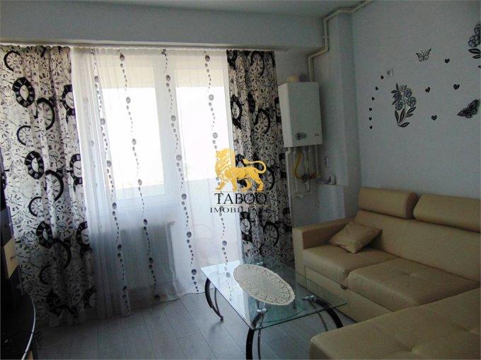 Apartament vanzare Sibiu 2 camere, suprafata utila 50 mp, 1 grup sanitar. 40.000 euro. Etajul 16 / 17. Apartament Sibiu