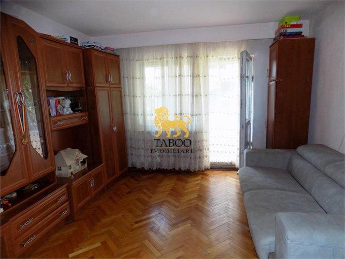 vanzare Apartament Sibiu cu 2 camere, cu 1 grup sanitar, suprafata utila 55 mp. Pret: 46.500 euro.
