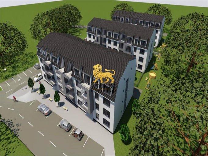 Apartament de vanzare in Sibiu cu 2 camere, cu 1 grup sanitar, suprafata utila 56 mp. Pret: 40.500 euro.