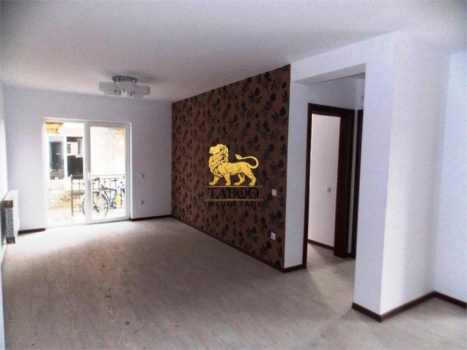 Apartament de vanzare direct de la agentie imobiliara, in Sibiu, in zona Calea Cisnadiei, cu 42.000 euro. 1 grup sanitar, suprafata utila 51 mp.