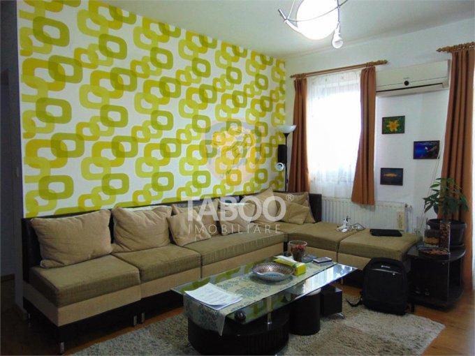 vanzare Apartament Sibiu cu 2 camere, cu 1 grup sanitar, suprafata utila 56 mp. Pret: 53.500 euro.