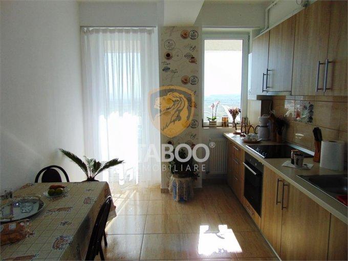 vanzare Apartament Sibiu cu 2 camere, cu 1 grup sanitar, suprafata utila 38 mp. Pret: 37.000 euro.
