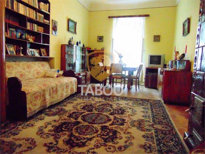 Apartament vanzare cu 2 camere, etajul 1 / 1, 1 grup sanitar, cu suprafata de 82 mp. Sibiu.