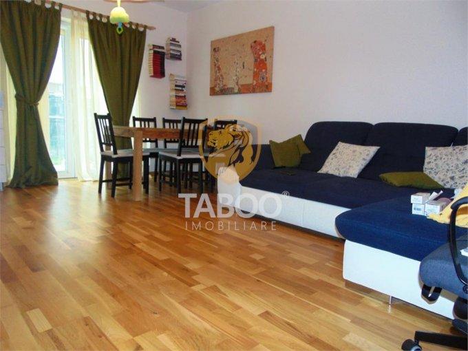 Apartament vanzare Calea Cisnadiei cu 2 camere, la Parter / 1, 2 grupuri sanitare, cu suprafata de 55 mp. Sibiu, zona Calea Cisnadiei.