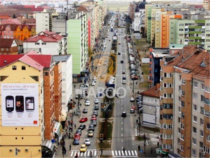 vanzare Apartament Sibiu cu 2 camere, cu 1 grup sanitar, suprafata utila 48 mp. Pret: 49.900 euro.