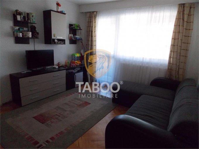 Apartament vanzare cu 2 camere, etajul 4 / 4, 1 grup sanitar, cu suprafata de 47 mp. Sibiu.