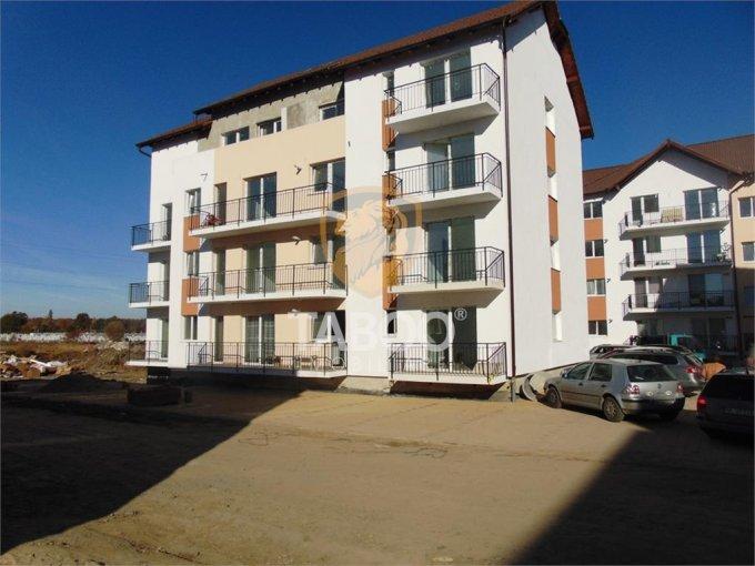 vanzare Apartament Sibiu cu 2 camere, cu 1 grup sanitar, suprafata utila 42 mp. Pret: 36.500 euro.