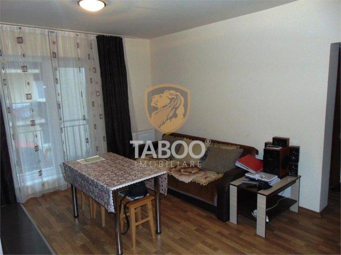Apartament vanzare Sibiu 2 camere, suprafata utila 34 mp, 1 grup sanitar. 30.990 euro. Etajul 1 / 3. Apartament Gusterita Sibiu
