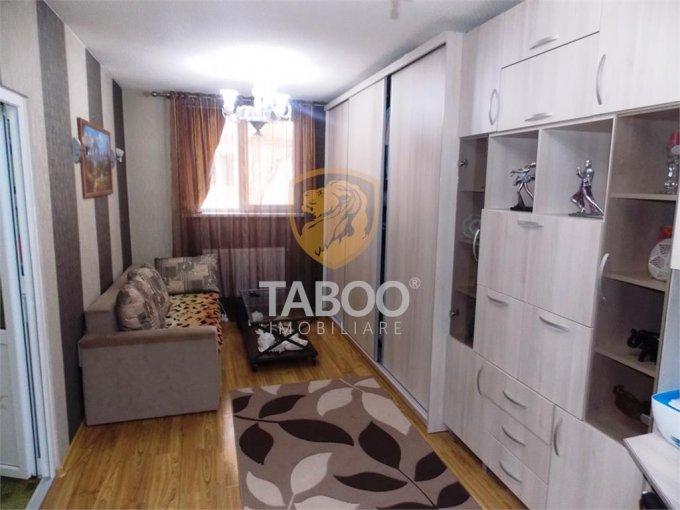 Apartament vanzare Sibiu 2 camere, suprafata utila 43 mp, 1 grup sanitar. 38.500 euro. La Parter / 6. Apartament Broscarie Sibiu
