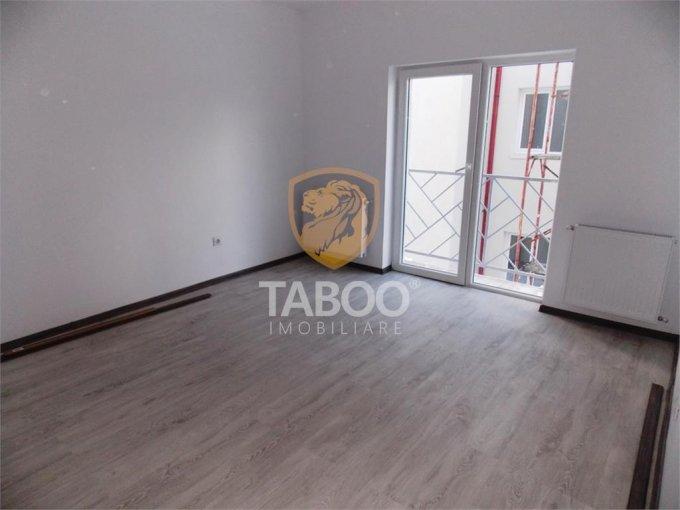 Apartament de vanzare in Sibiu cu 2 camere, cu 1 grup sanitar, suprafata utila 52 mp. Pret: 45.000 euro.